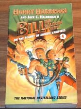 HARRY HARRISON Bill The Galactic Hero#4/5:On/Planet Of Zombie Vampires VG+/ILLUS