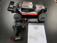 Losi 1/10 TEN-SCBE 4WD RTR Desert Buggy Bundle w/ batt + Upgrades! Complete kit!