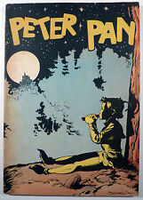 Peter Pan Battaglia Ed. Audace 1954 TBE