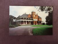 Vintage Postcard - Woodbridge House - Western Australia - Unused