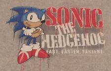 Vintage Sonic The Hedgehog Shirt Sz S Sega