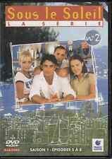 DVD ZONE 2 SERIE *SOUS LE SOLEIL* SAISON 1 DVD N° 2 EPISODES 5 A 8