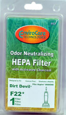 Dirt Devil Aspire 084590 Upright Vacuum Cleaner Style F22 Hepa Filter