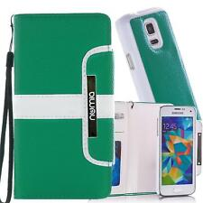 Pouch For Samsung Galaxy iPhone Case Cover Pouch Wallet Book Case Cover