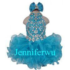 Jenniferwu Infant/toddler/kids/baby/children Girl's Pageant/prom Dress G316-2