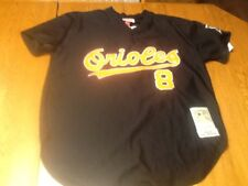 Mitchell & ness cooperstown collection cal ripken jr baltimore orioles jersey