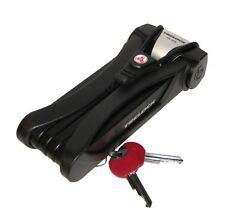 Trelock fs455/85 Candado plegable negro FS 455 85 cm 8001976 cierre plegable