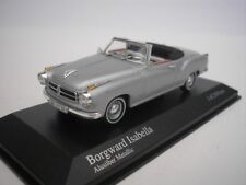 Borgward Isabella Coupe Cabriolet 1959 Rouge Red Minichamps 1 43