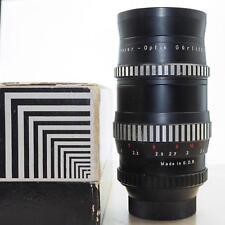 Pentacon Orestor 135mm f2.8 Meyer-Optik Gorlitz.12 blade aperture good condition