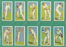 Reproduction Sport: Cricket UK Issue Collectable Cigarette Cards