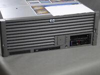 HP 9000 RP4410 2x PA8900 @1GHz, 32GB RAM, 73GB 15k HDD,  A9956A, HP-UX 11i V3