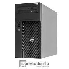 DELL Precision T1700 Workstation Pentium G3460 RAM 16gb SSD 256gb Quadro 600 W10