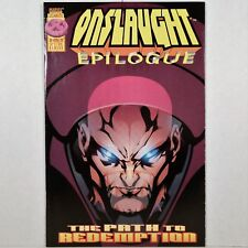 Onslaught: Epilogue - No. 1 - Marvel Comics Group - February 1997 - Buy It Now!