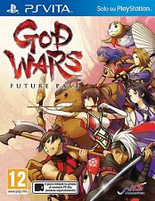 God Wars Future Past   PSVITA