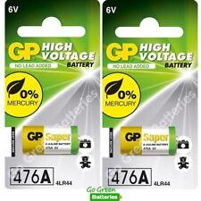 2 x GP 4LR44 6V Alkaline Batteries 476A A544 PX28A L1325 Dog Training Collar