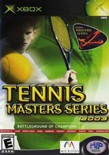 Tennis ATP Masters Pro Series NEW Sealed Xbox Game
