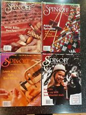 Spin Off Magazine 2000 Four Issues