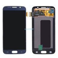 Pour Samsung Galaxy S6 G920F écran LCD Affichage Vitre Tactile Dark Bleu+outil