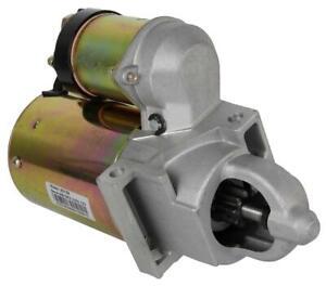 NEW STARTER MOTOR FITS 84 85 86 87 GMC S-15 PICKUP 2.8 173 V6 SR576N 323300