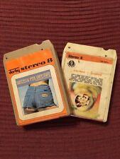 """Cassette stereo 8 """"Prima Visione"""" + """"Successi Per Un' Estate""""..."""