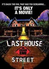 LAST HOUSE ON DEAD END STREET NEW DVD