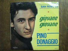 PINO DONAGGIO EP FRANCE GIOVANE GIOVANE