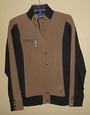 NEW WOMENS S SMALL IRIDEON RIDING WEAR EQUESTRIAN HORSE JACKET COAT SOFTSHELL