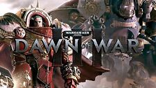 Warhammer 40.000 Dawn of War III 3 PC [Steam Key]  NO DISC