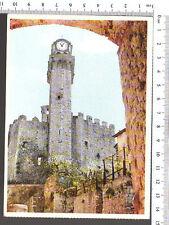 CARTOLINA NOZZANO - CASTELLO secolo XIV - non viaggiata