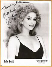 Julie Budd-signed photo-32