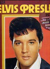 ELVIS PRESLEY king of rock n roll 3LP BOX BROWN EX  DENMARK