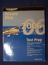 Private Pilot 2006 TEST PREP & Computer Test supplem
