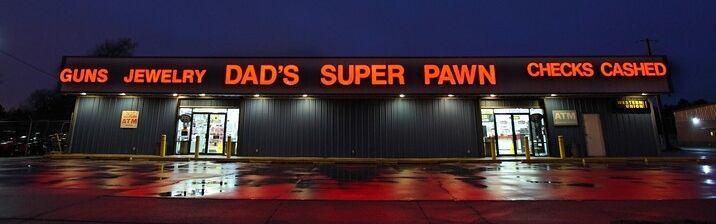Dad's Super Pawn
