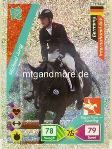 Adrenalyn XL London 2012 - #299 Michael Jung - International Ace Foil