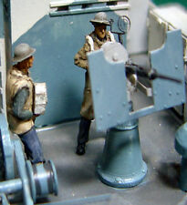 Milicast FIG087 1/76 Resin WWII British Oerlikon Crew