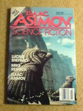 ASIMOV'S (SCI-FI) - MIKE RESNICK - July 1990
