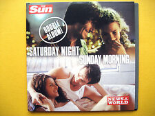 SATURDAY NIGHT  CD, A THE SUN NEWSPAPER PROMOTION (1 CD)
