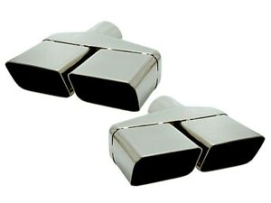 PG Classic 229-S25 Mopar Dodge1970-74 Challenger 2.5 Inches Exhaust Tips