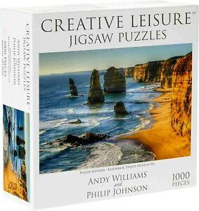 1000pc Puzzle Razorback Twelve Apostles Philip Johnson Creative Leisure Jigsaw