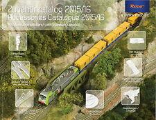 Roco 2015 Accessories Catalogue