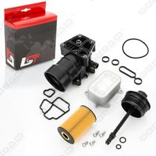Ölfiltergehäuse Gehäuse Ölkühler Filter für VW BEETLE CADDY GOLF VARIANT PLUS