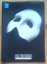 The Phantom of the Opera programme Southampton Mayflower Theatre 2000