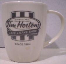 Tim Hortons Mug Silver Logo Green Interior Limited Edition 2014