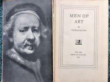 Men of Art by Thomas Craven (1931) Hardback)