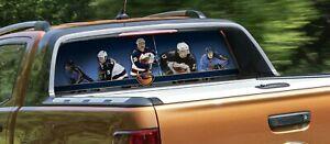 Atlanta Thrashers Rear Window Graphic Art Decal NHL Truck car vinyl custom