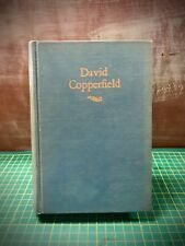 David Copperfield - Charles Dickens 1934 Second Printing!