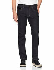 Wrangler Retro Selvedge Denim Men's Slim Taper Leg Jeans Dark Rinse NEW 33x32