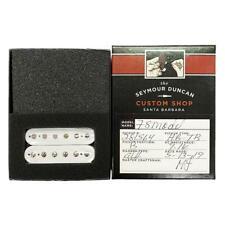 Seymour Duncan '78 Model Custom Shop EVH Pickup White Standard Spacing