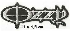 Ozzy - shape patch - FREE SHIPPING
