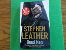 Dead Men by Stephen Leather (2008, Paperback)